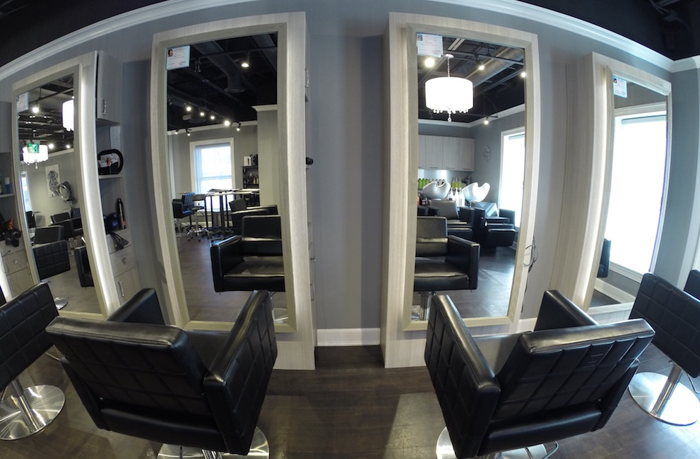 Hair Salon Body & Soul blowouts