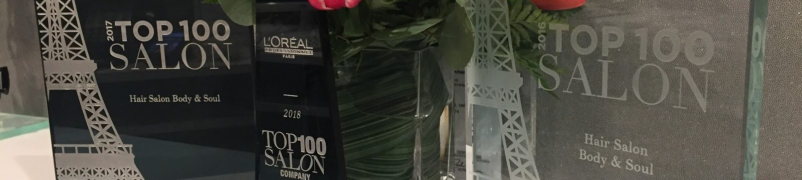 Hair Salon Body and Soul, New Providence   Top 100 L'Oreal Professionnel Salon in 2018